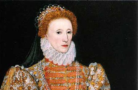 Lipstick and Queen Elizabeth